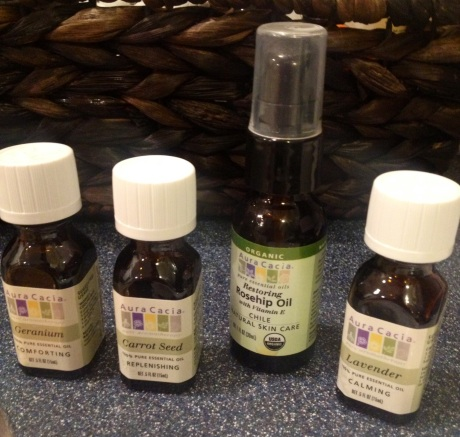 Some of the essential oils