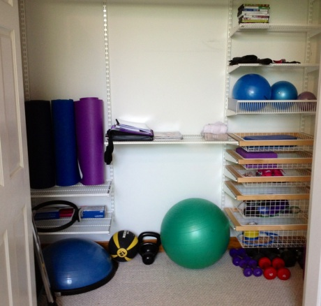 Workout organization